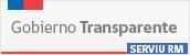Gobierno Transparente SERVIU RM